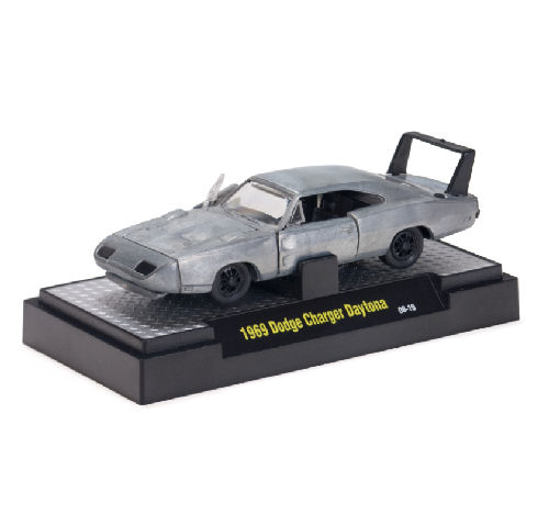 1:64 Detroit Muscle 1969 Dodge Charger