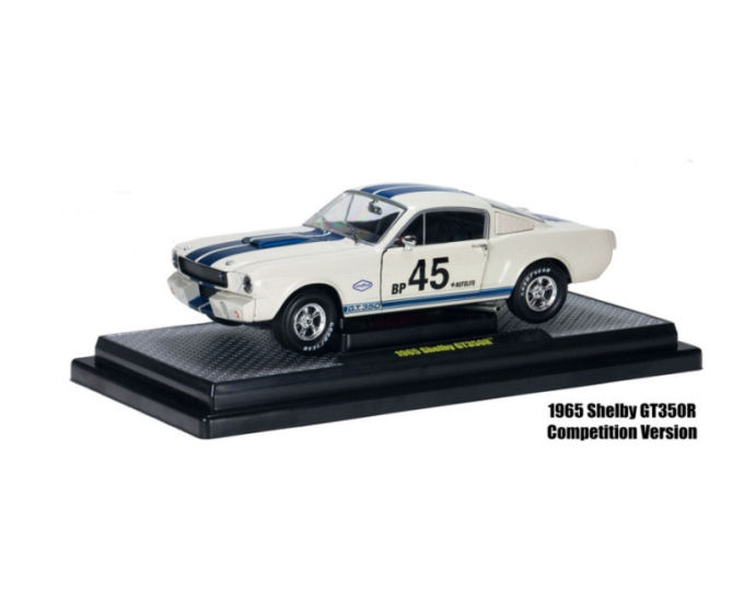 1:24 1965 Racing Shelby Mustang GT350R