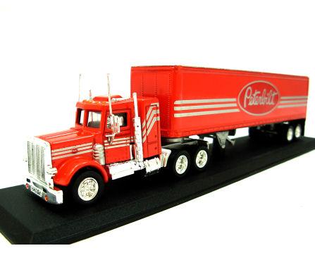 Peterbilt SMTT Matchbox Truck