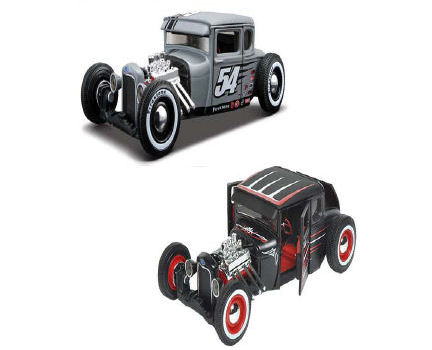 1:24  1929  Ford Model A Allstars