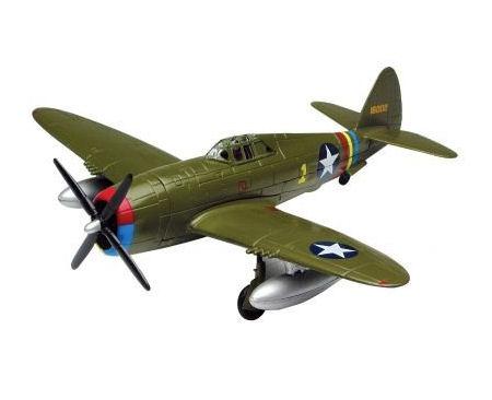 1:48  Thunderbolt P-47 Plane