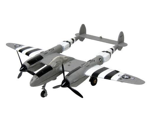 1:72 Lockheed P38 Lightning Plane