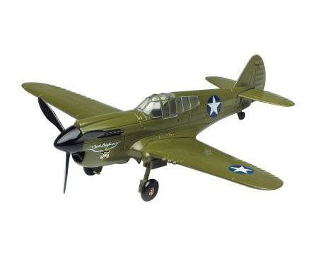 1:48  P-40 Warhawk Plane
