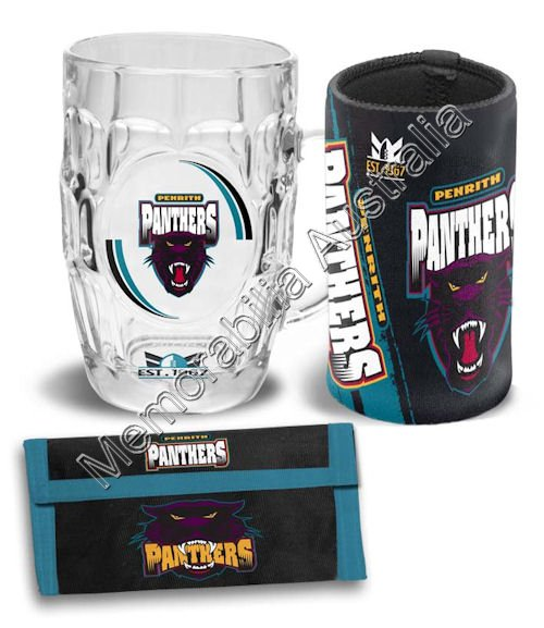 Penrith Panthers NRL Supporter Pack