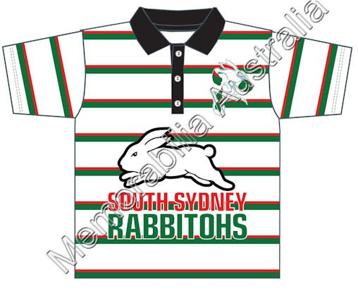 South Sydney Rabbitohs NRL Infants Polo Shirt
