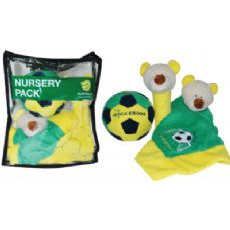 Socceroos Nursery Pack