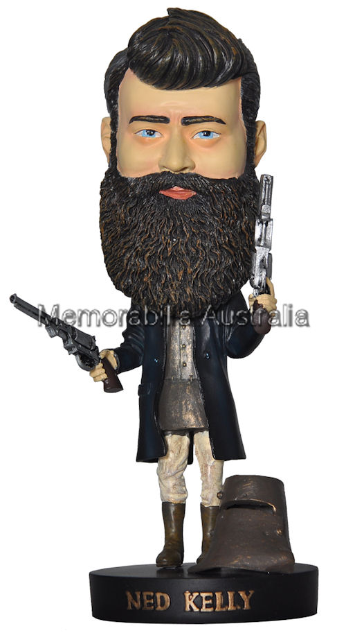 Ned Kelly Bobblehead