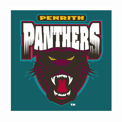 Penrith Panthers Face Washer