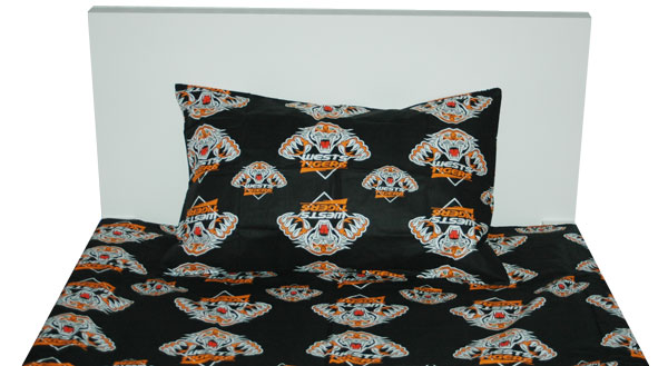 West Tigers Pillowslip
