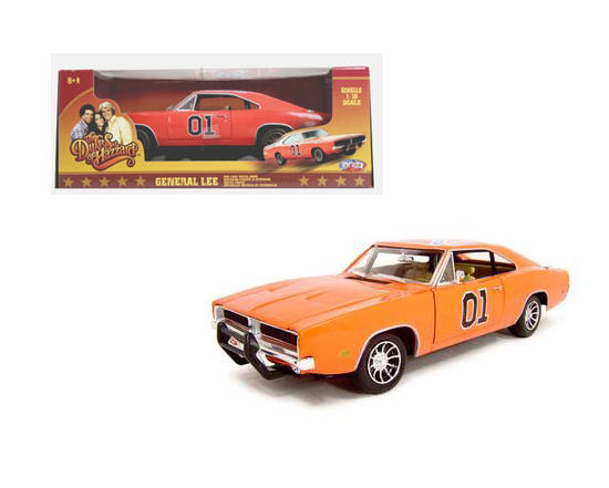 1:18  1969   Dodge Charger General Lee Dukes of  Hazards