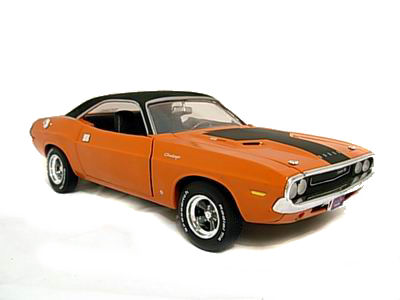 1:18 Fast & Furious 1970 Challenger Dodge