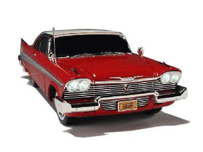 1:18 Plymouth Fury Christine