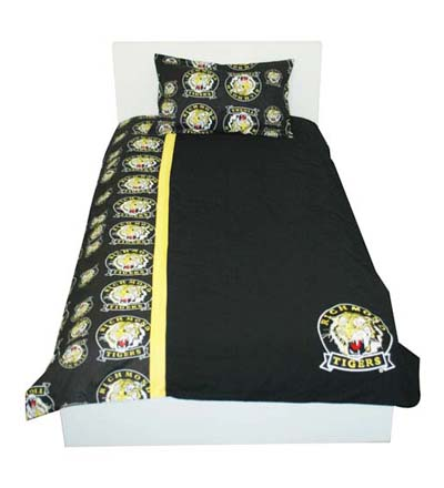 Richmond Tigers Doona Cover