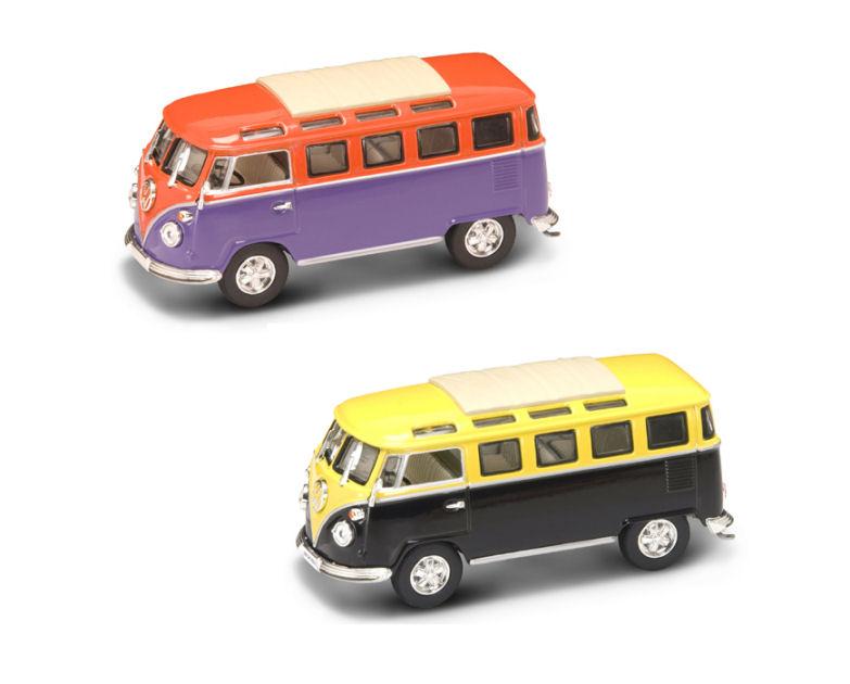 1:43 1962 VW Microbus Asst