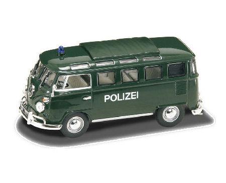 1:43 1962 VW Microbus Police  Asst