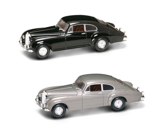 1:43 1954 Bentley R Type