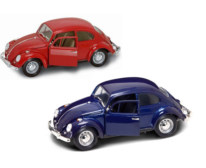 1:18  1967 VW Beetle  Asst