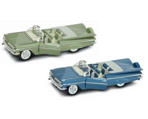 1:18  1959 Chevy Impala