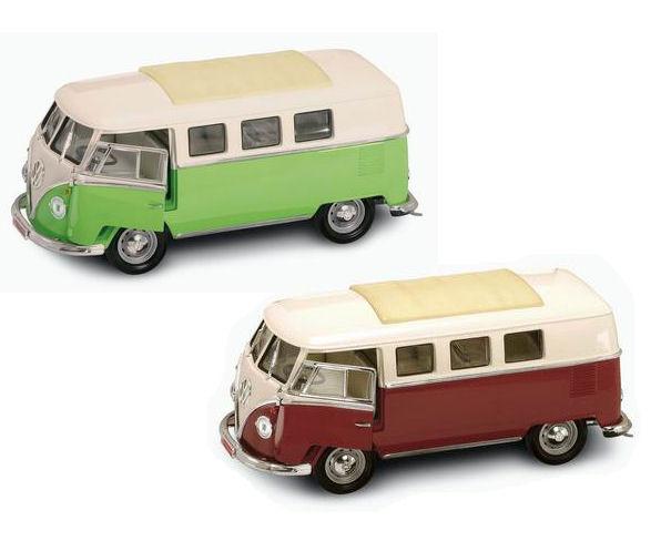 1:18  1962 VW Microbus Asst