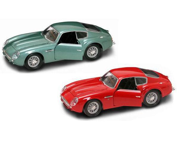 1:18  1961 Aston Martin Zagato DB4GT
