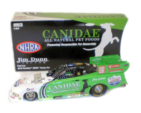 1:24   2010 Funny Car P.Lee Canidae