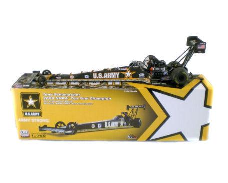 1:24   2010 Top Fuel Drag T.Schumacher US Army