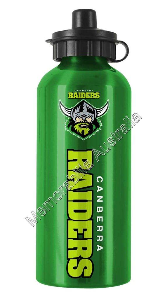 Canberra Raiders  NRL Aluminium Drink Bottle
