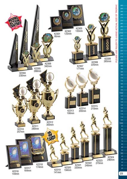 Rugby Trophies 2