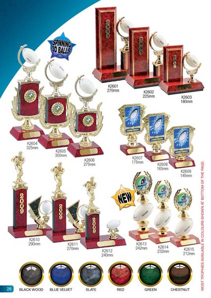 Rugby Trophies 5