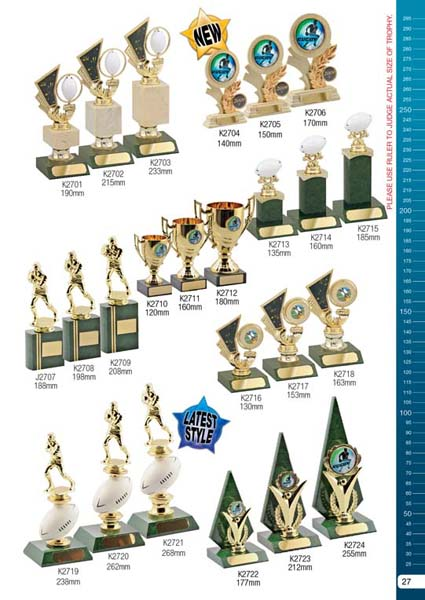 Rugby Trophies 6
