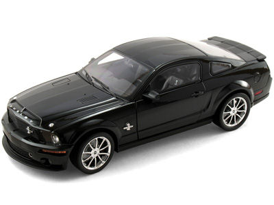 1:18  2008 Ford Shelby Mustang GT500KR Knight Rider