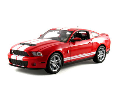 1:18  2011 Ford Shelby Mustang GT350 Red/White