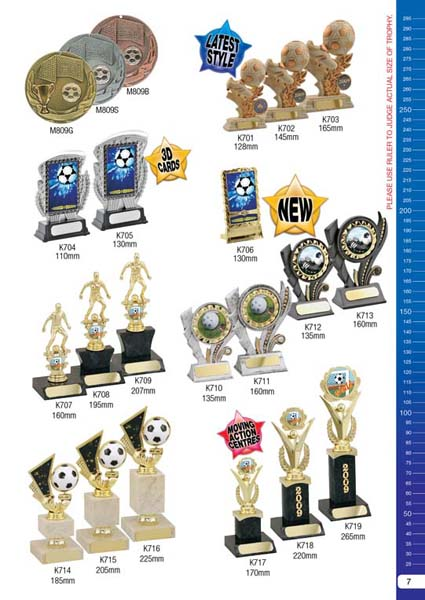 Soccer Trophies 4