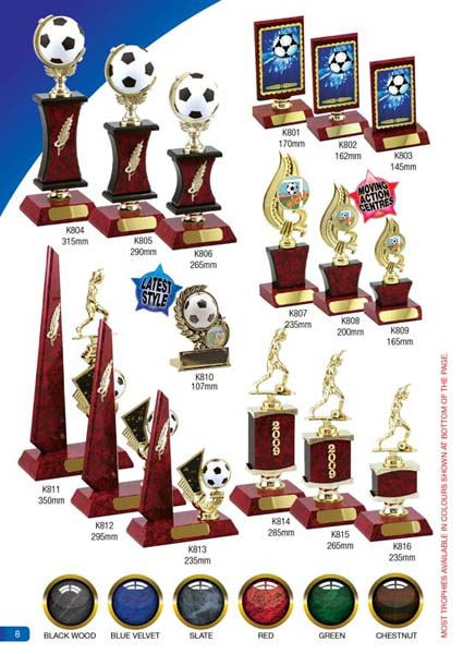 Soccer Trophies 5