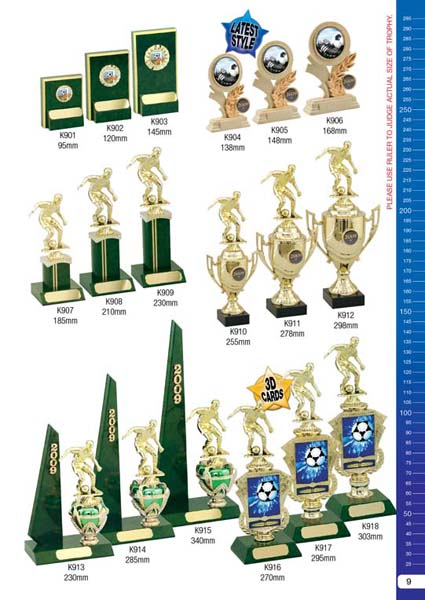 Soccer Trophies 6