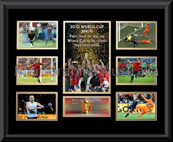 Spain World Cup 2010 Montage