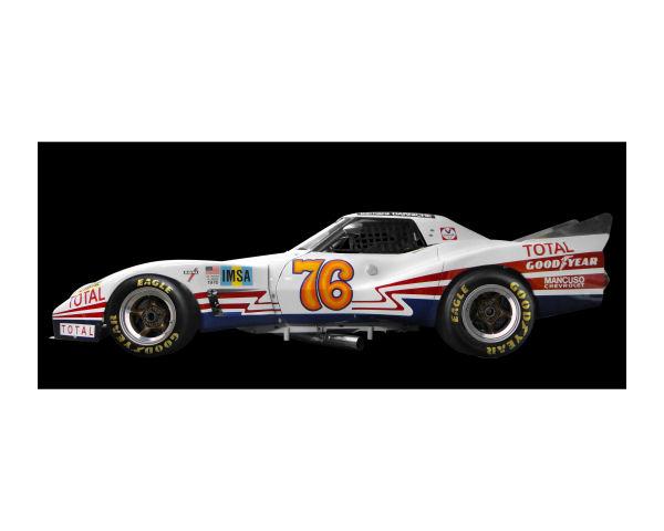 """1:18 1976 Greenwood Corvette - Le Mans 24hr #76 -""""Spirit of Le Mans"""""""