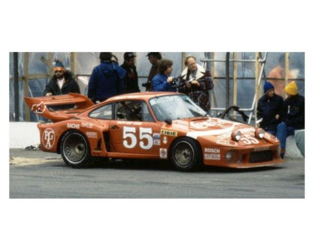 1:43 1980 Porche 935 -79-Daytona 24Hr - Coca-Cola/PGA