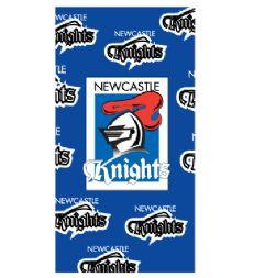 Newcastle Knights Beach Towel