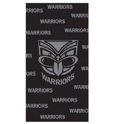 New Zealand Warriors Beach Towel