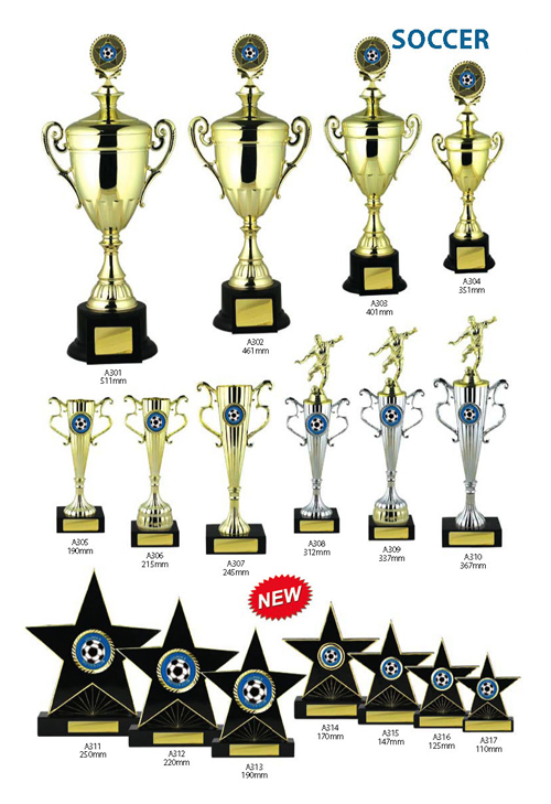 Soccer Trophies 8