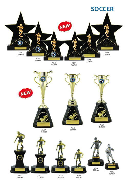 Soccer Trophies 10