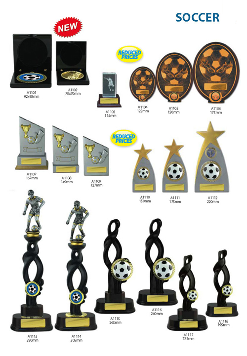 Soccer Trophies 15