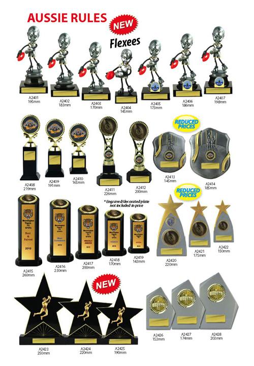 AFL Trophies 7