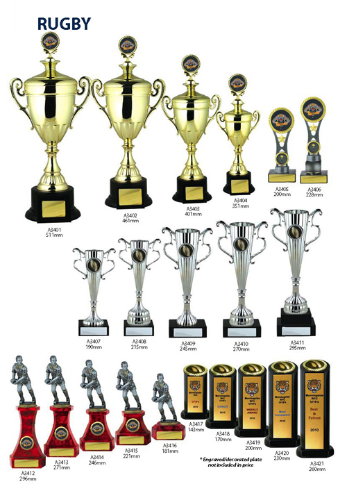 Rugby Trophies 11
