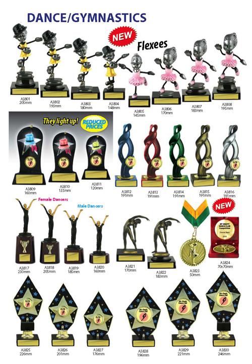 Dance Trophies 5