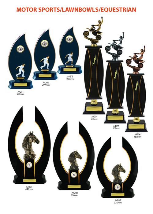 Motor Sport Trophies 3