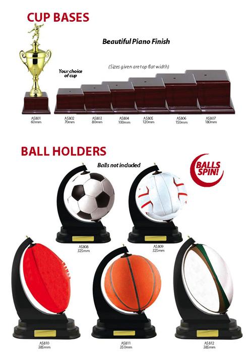Ball Holders