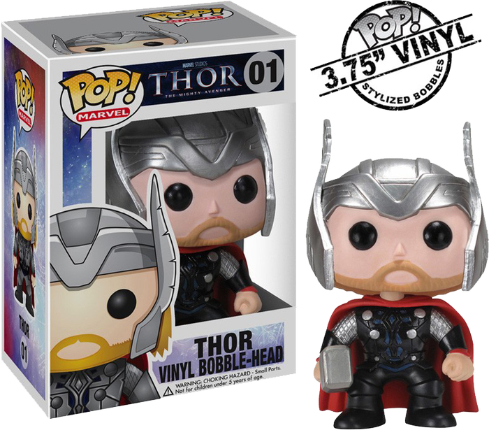 Thor Movie Pop! Vinyl Bobble Figure