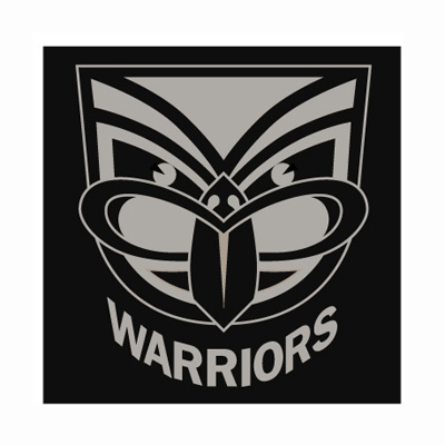 New zealand Warriors Face Washer